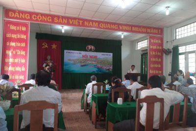 Vĩnh Thuận khai mạc triển lãm tư liệu về chủ quyền biển, đảo Việt Nam và thành tựu phát triển kinh tế xã hội